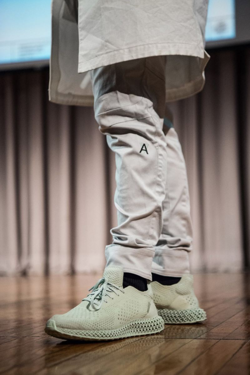 Daniel Arsham x adidas 聯名 FUTURECRAFT 4D 正式亮相
