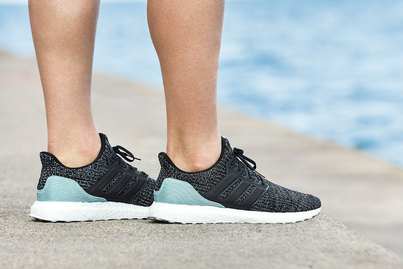 Parley for the Oceans x adidas 全新聯名 UltraBOOST 系列正式發佈