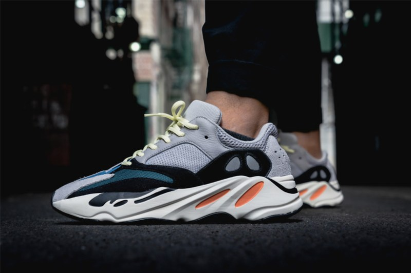 YEEZY BOOST 700 Wave Runner 全球上架日期確定