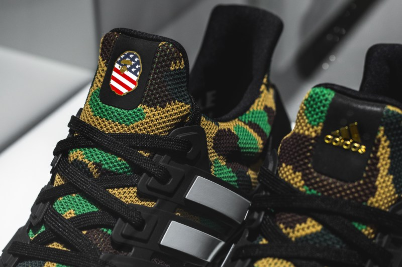 率先近賞 A BATHING APE® x adidas 全新聯名系列