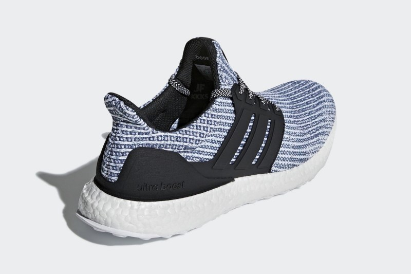 搶先預覽 Parley for the Oceans x adidas 全新聯名 UltraBOOST 4.0 鞋款