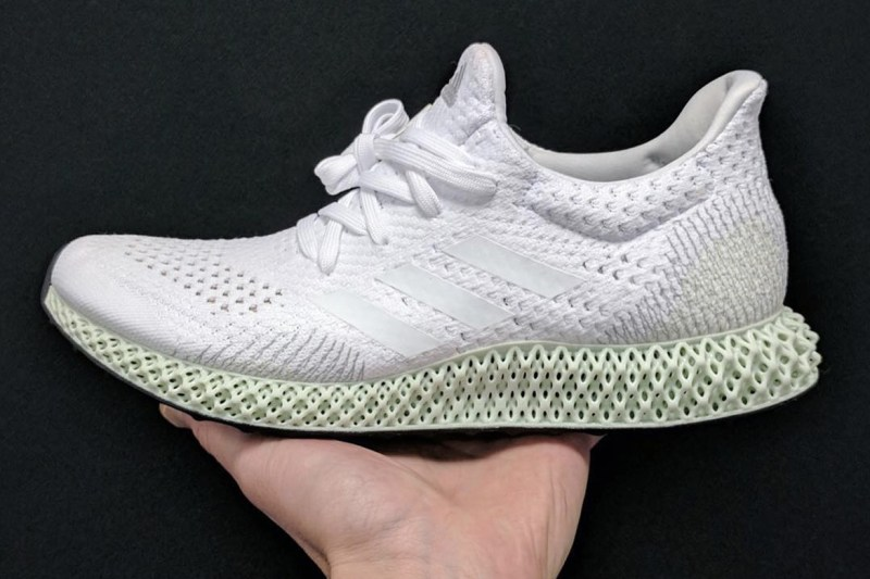 Jon Wexler 揭露 adidas Futurecraft 4D「White」鞋款實貌