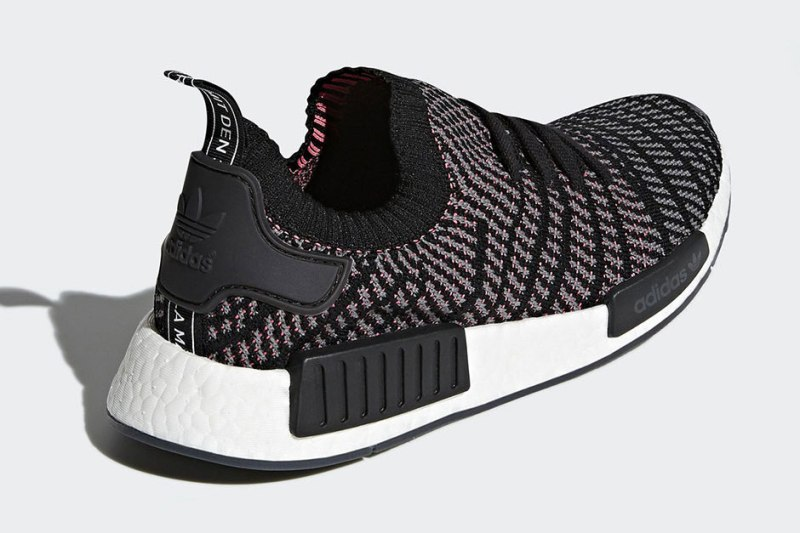 搶先預覽 adidas Originals 全新鞋款 NMD R1 PK STLT「Core Black」配色