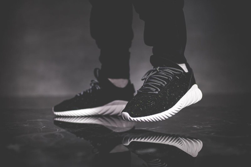 adidas Originals Tubular Doom Soc 全新黑白配色