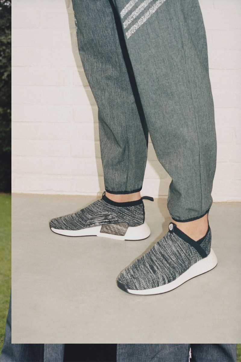 adidas Originals by UNITED ARROWS & SONS 2018 春夏聯名系列 Lookbook