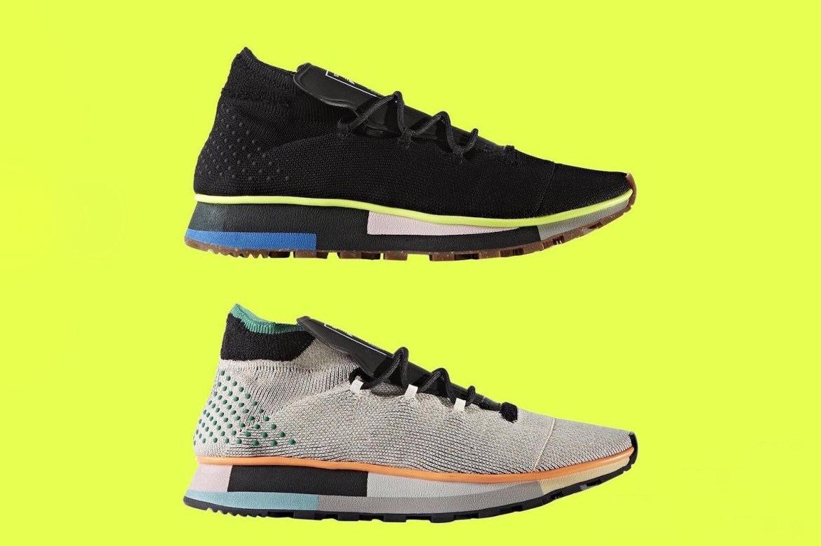 adidas Originals by Alexander Wang 全新聯名 AW RUN MID 鞋款