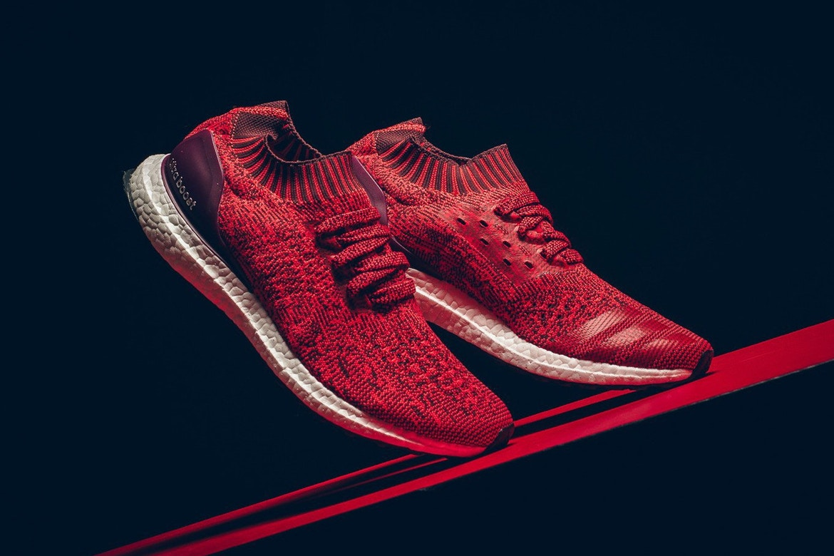 adidas UltraBOOST Uncaged 全新配色設計「Tactile Red」