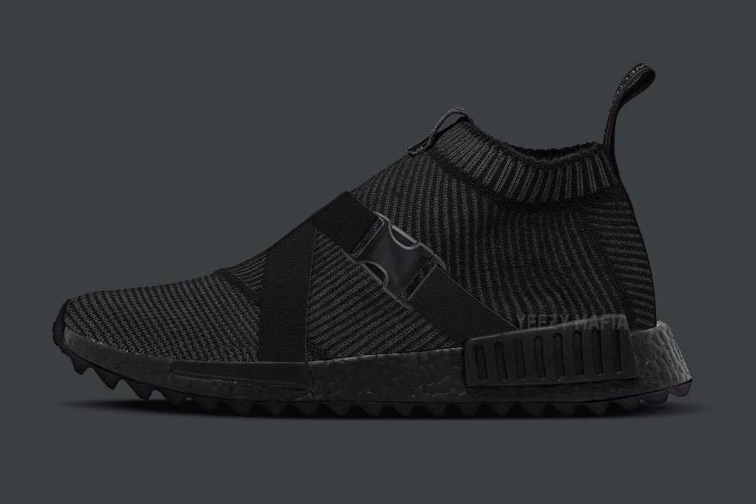 adidas Consortium x The Good Will Out 聯名 NMD CS1 Trail 鞋款