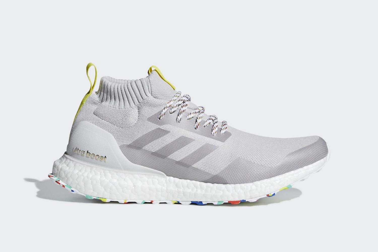 adidas UltraBOOST Mid 全新「Multicolor Sole」系列