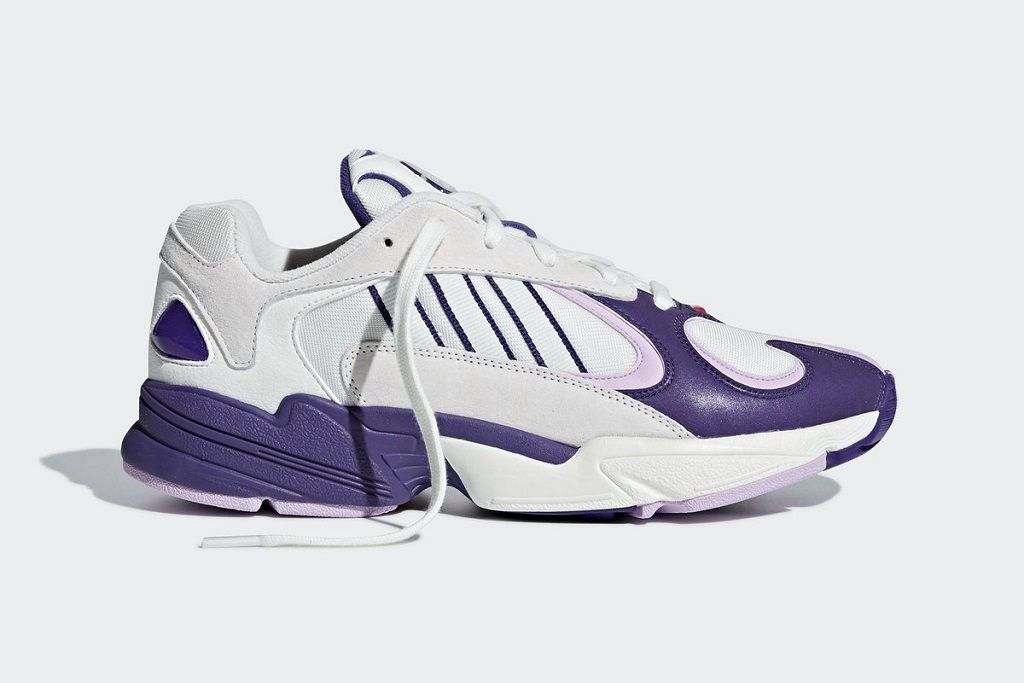 《Dragon Ball Z》x adidas Originals Yung-1「Frieza」聯名配色官方圖片釋出