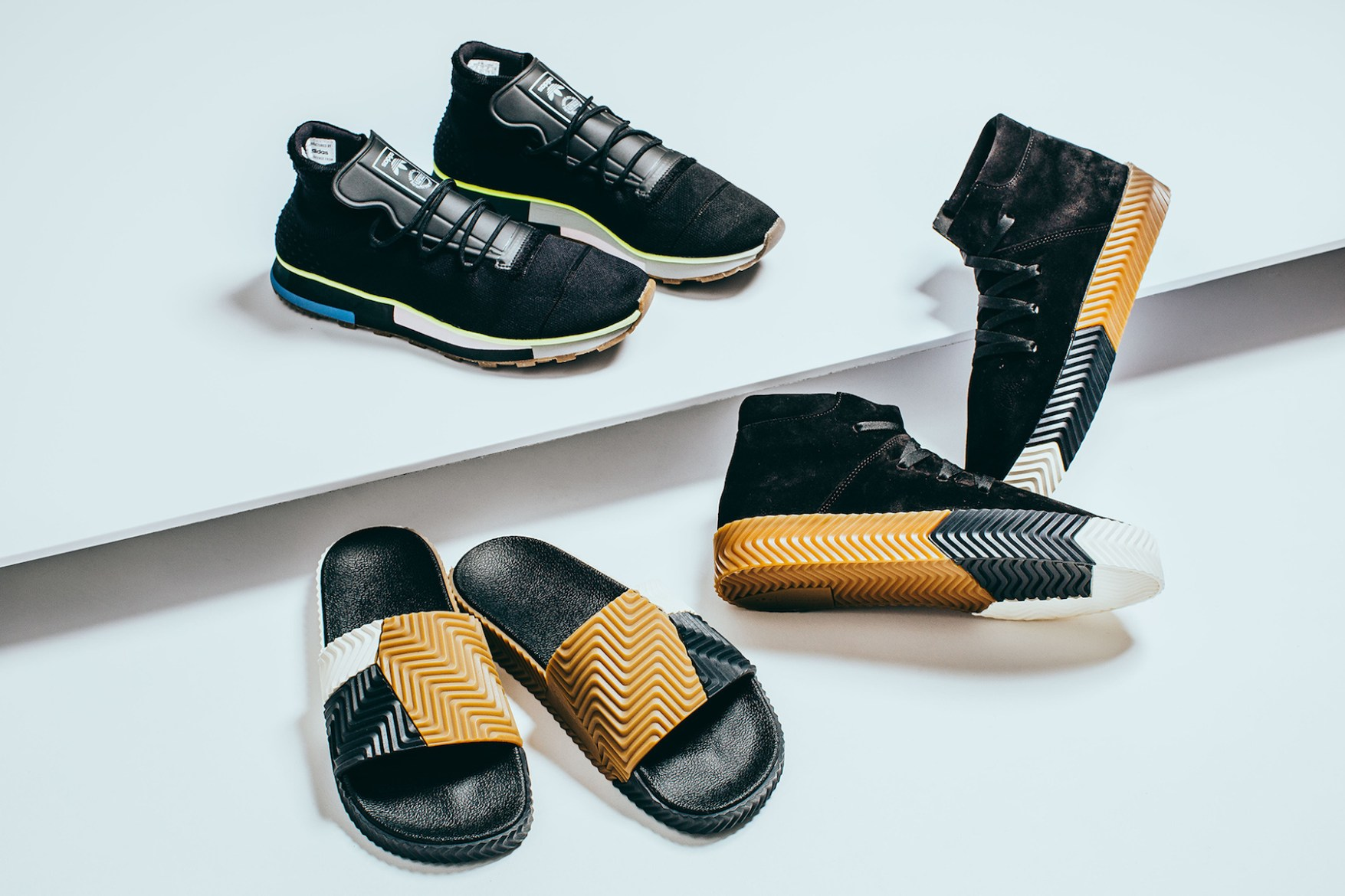 adidas Originals by Alexander Wang 聯名系列 Season 2 第二波鞋履新作