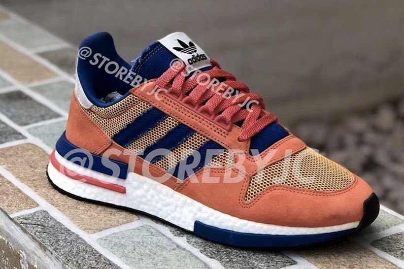 《DRAGON BALL Z》x adidas Originals 聯名 ZX500 實物曝光