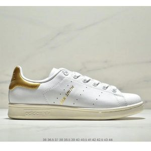 9dd5025d1b2b3ad6 300x300 - Adidas Stan Smith  史密斯 頭層皮 S75074 白金