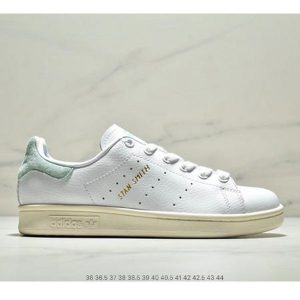 a8c33db16ce75100 300x300 - Adidas Stan Smith  史密斯 頭層皮 S75074 白藍