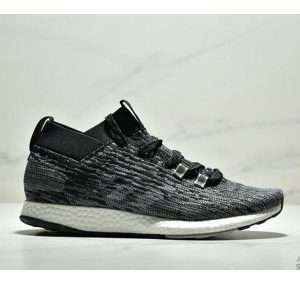 acd38b58f9ebef07 300x300 - Adidas Pure BOOST Element 2019爆米花跑鞋 黑灰