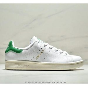 b7cf59bb21b9982c 300x300 - Adidas Stan Smith  史密斯 頭層皮 S75074 白綠
